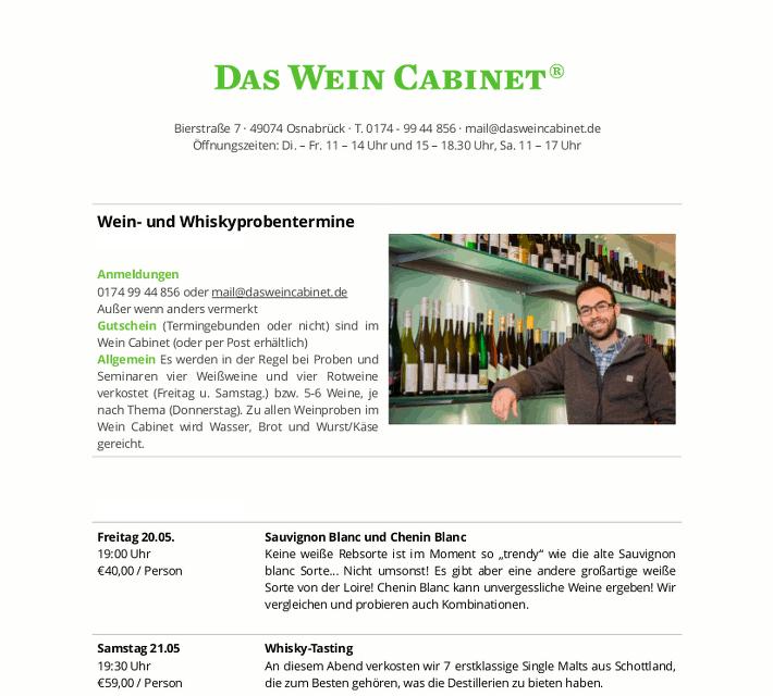 the whiskey osnabrück